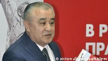 Omurbek Tekebayev