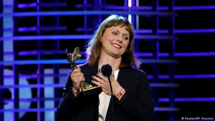Independent Spirit Awards 2017 Regisseur Maren Ade Film Toni Erdmann Auszeichnung (Reuters/M. Anzuoni)
