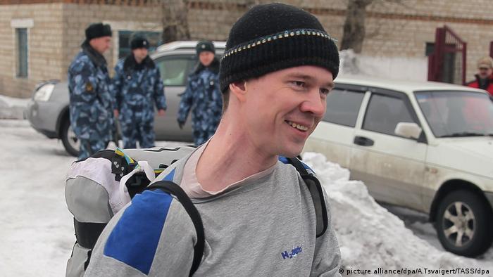 Ildar Dadin Russland (picture alliance/dpa/A.Tsvaigert/TASS/dpa)