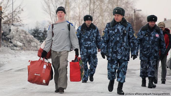 Ildar Dadin Russland (picture alliance/dpa/A.Tsvaigert/TASS)