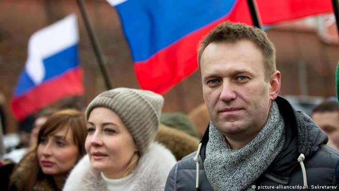 Rusia niega a opositor Alexei Navalny derecho a ser candidato presidencial