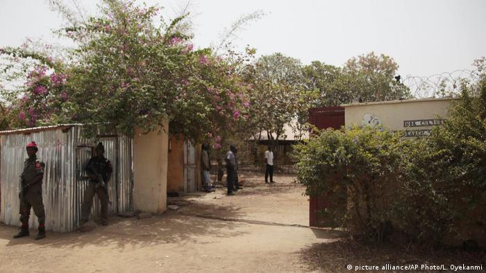 Nigeria entführte deutsche Archäologen wieder frei (picture alliance/AP Photo/L. Oyekanmi)