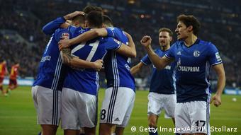 Deutschland Schalke 04 vs 1899 Hoffenheim
