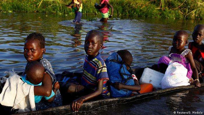 Bürgerkrieg und Hunger im Südsudan (Reuters/S. Modola)