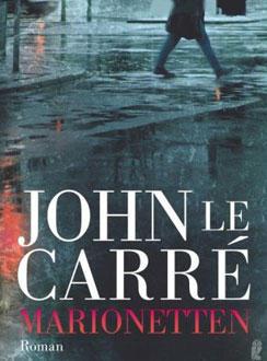 Обложка книги ''Марионетки'' Джона Ле Карре