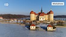 Daily Drone Schloss Moritzburg