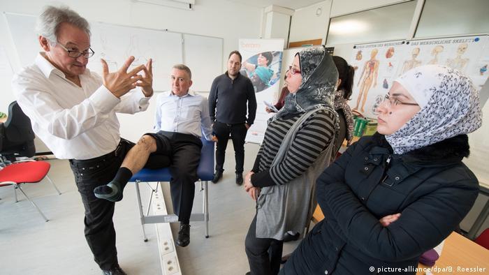Approbationskurs für Flüchtlinge