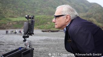 Filmszene Silence Martin Scorsese Regie
