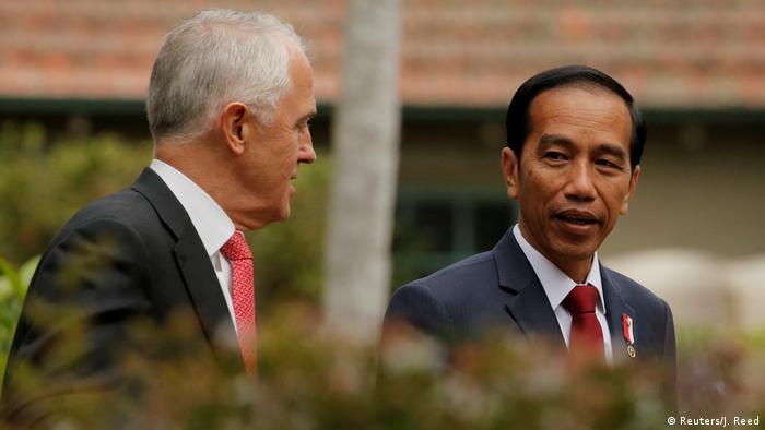 Australien - Indonesiens Präsident Joko Widodo Staatsbesuch (Reuters/J. Reed)
