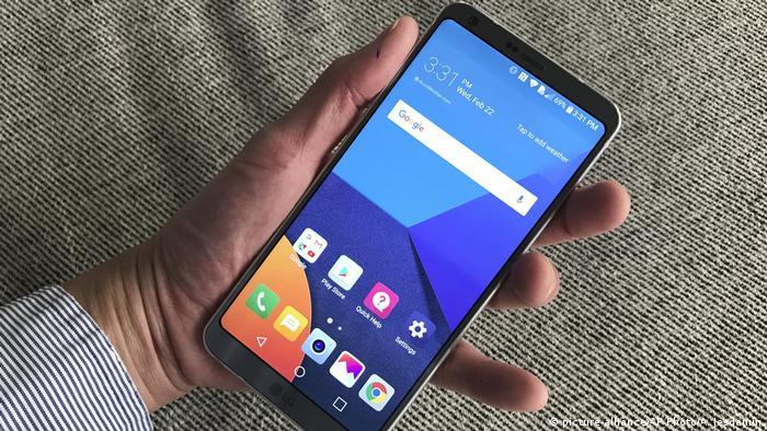 Cмартфон LG G6