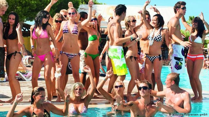 Плажно парти