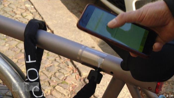 DW Sendung Shift Smartbike (DW)