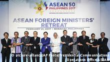 Philippinen - Asean Foreign Ministers Retreat