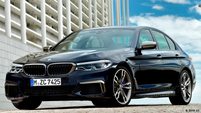 BMW M760 Li xDrive2017 (BMW AG)