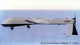 Symbolbild US Drohne