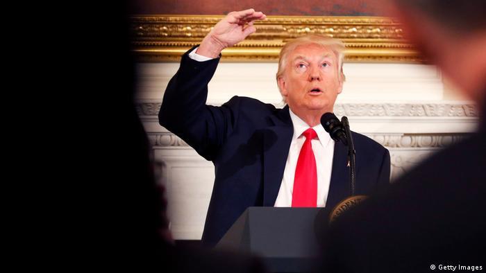 USA Trump will Verteidigungsetat erhöhen (Getty Images)