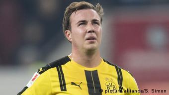 Fussball - Mario Götze - Borussia Dortmund - Zwangspause