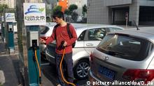 China Ladestationen für Elektroautos
