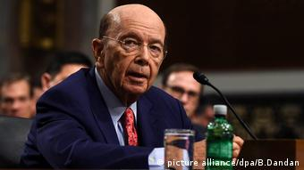 Wilbur Ross (picture alliance/dpa/B.Dandan)