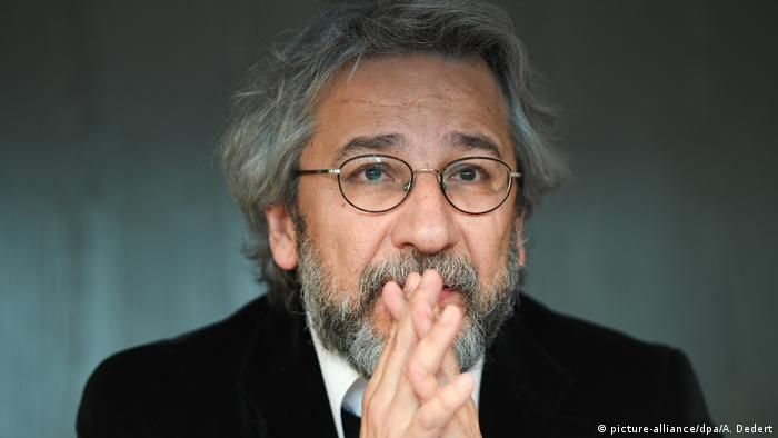 Türkei Can Dündar Journalist (picture-alliance/dpa/A. Dedert)