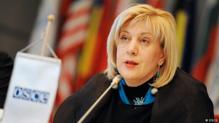 Avrupa Konseyi İnsan Hakları Komiseri Dunja Mijatović