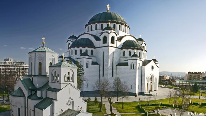 Catedral ortodoxa de São Sava