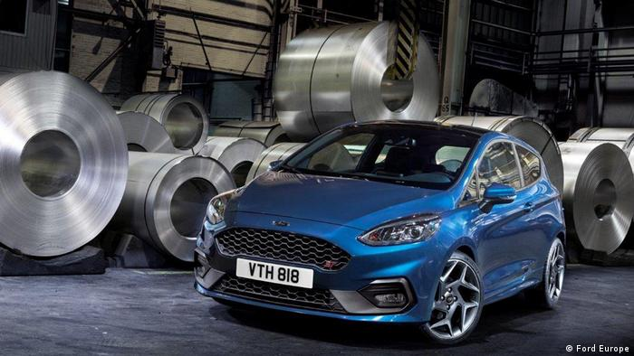 Ford Fiesta ST (Ford Europe)