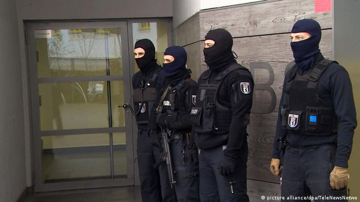 Berliner Moschee-Verein Fussilet verboten