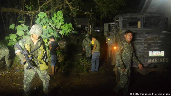 Philippinen Entführung Jürgen Kantner (Getty Images/AFP/N. Butlangan)
