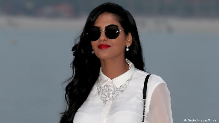 Dubai Prinzessin Ameerah Al-Taweel (Getty Images/F. Nel)