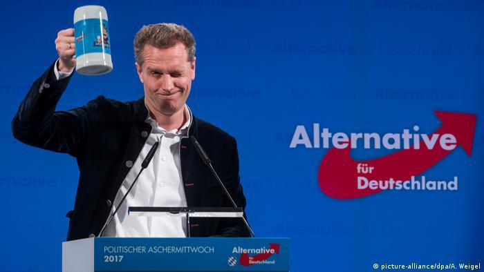 Deutschland Politischer Aschermittwoch der AfD in Osterhofen
