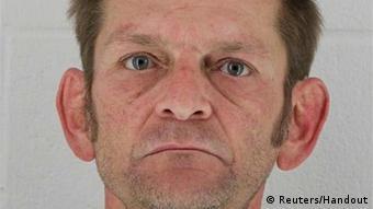 USA Kansas - Schütze der Barschießerei in Kansas - Adam Wade Purinton