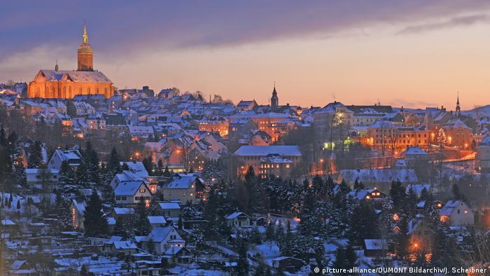 Erzgebirge - Annaberg-Buchholz (picture-alliance/DUMONT Bildarchiv/J. Scheibner)