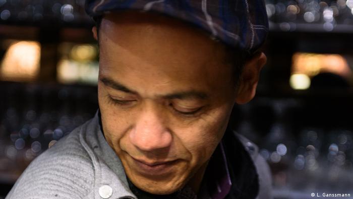 Dany Hok, Betreiber des Restaurants Angkor Wat in Berlin (Foto: Lena Ganssmann)
