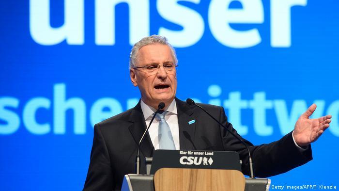 Deutschland Politischer Aschermittwoch der CSU in Passau