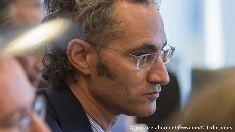 USA New York - Alexander Carp - Palantir CEO (picture-alliance/newscom/A. Lohr-Jones)