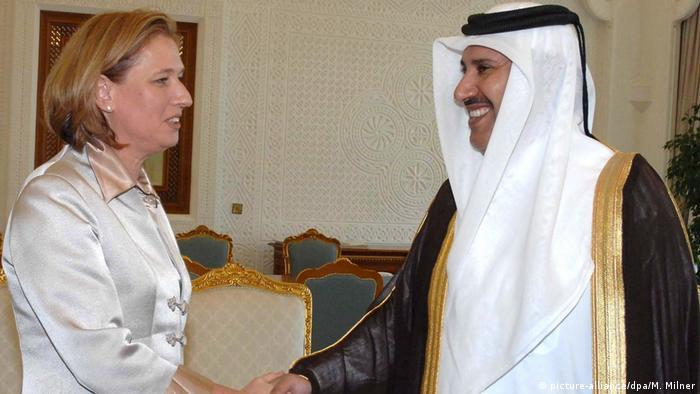 Katar Doha Treffen mit Israel (picture-alliance/dpa/M. Milner)