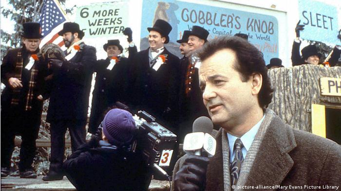 Años 1990: El día de la marmota (1993 - EE.UU.)