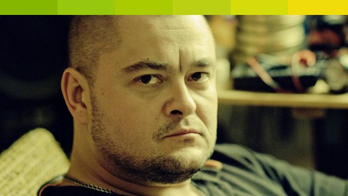 Український письменник Володимир Рафєєнко