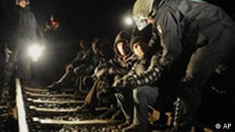 BdT Proteste gegen Castor Atommüll Transport