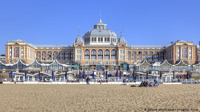 Niederlande Den Haag Europas schönste Stadtstrände