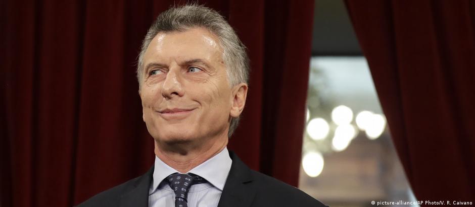 Presidente da Argentina, Mauricio Macri, concedeu entrevista exclusiva à DW