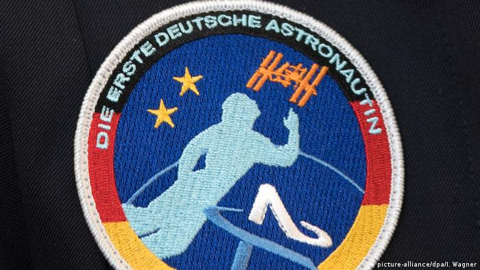 Astronautin badge