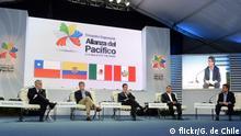 Kolumbien Gipfel der Pazifik-Allianz, Santiago de Cali