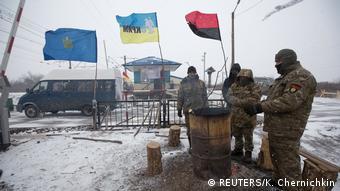 Блокада Донбасу розпочалася в січні