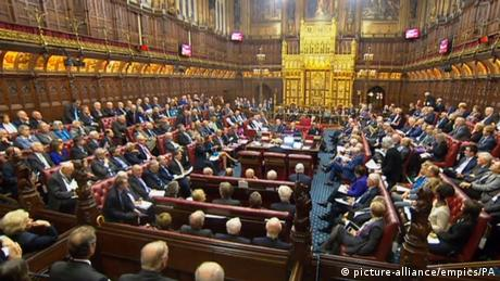 UK | House of Lords (picture-alliance/empics/PA)