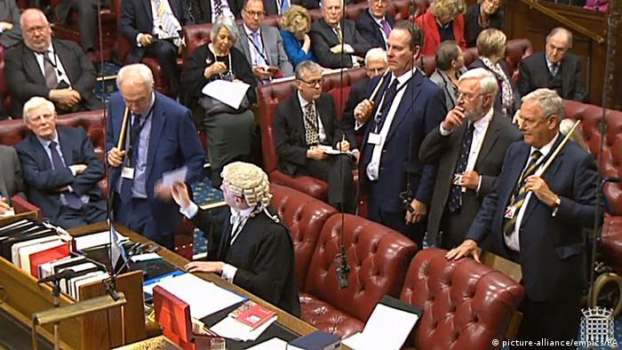 Britisches Oberhaus ändert Brexit-Gesetz