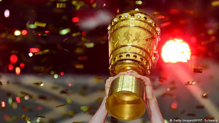 DFB Pokal (Getty Images/AFP/T. Schwarz)