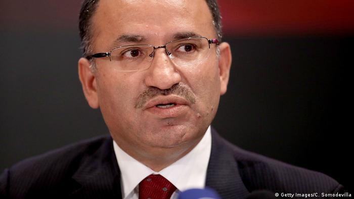 Türkei Bekir Bozdag Justizminister (Getty Images/C. Somodevilla)