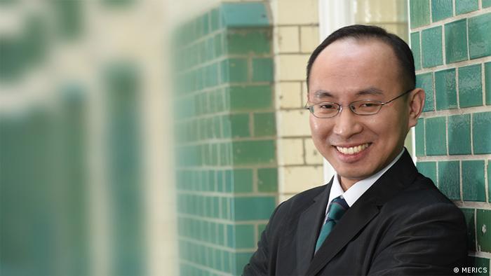 Deutschland China George G. Chen Merics Experte (MERICS)